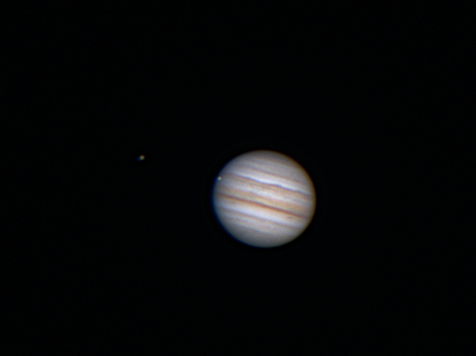 Jupiter 5 septembre 2021