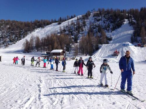 Classes de neige 2017