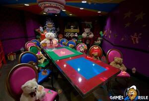Jouer à Kids party room - Hidden objects