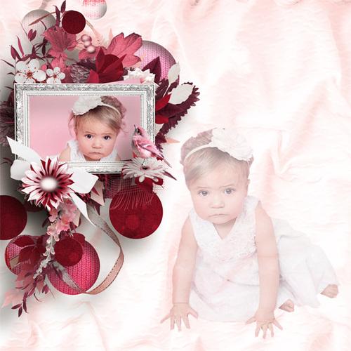 Pinky Dreams une collaboration de Josycréations et de Desclics