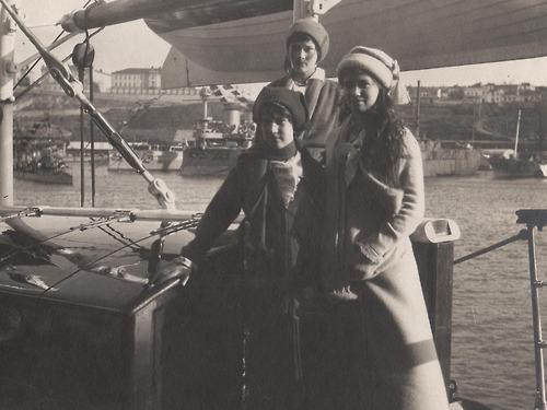 Tatiana, Maria, Anastasia
