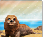 ours de mer