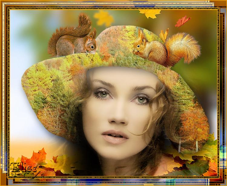 Un automne original
