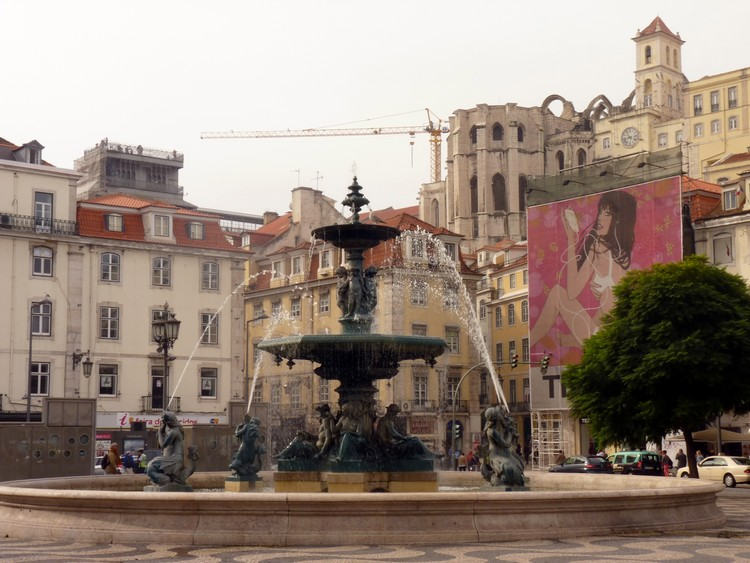 Fontaine de Rossio