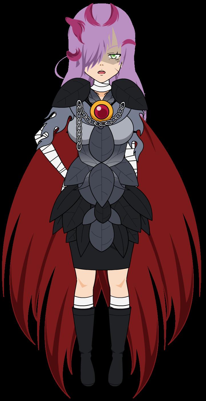 Zephilla Rzephillda - Armure