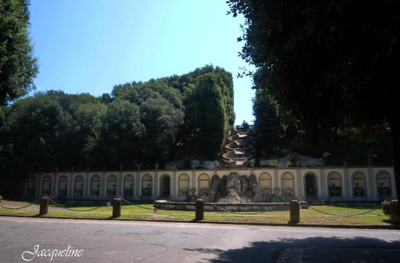 Frascati et ses fontaines