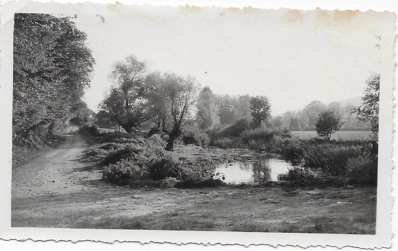 Souvenirs de Nicole Faisant à Lasserra - Fin des années 50