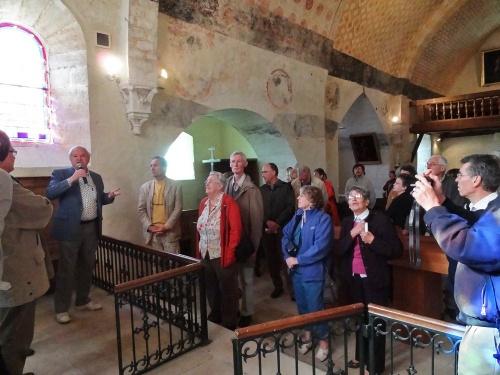 L'église de Chassignelles