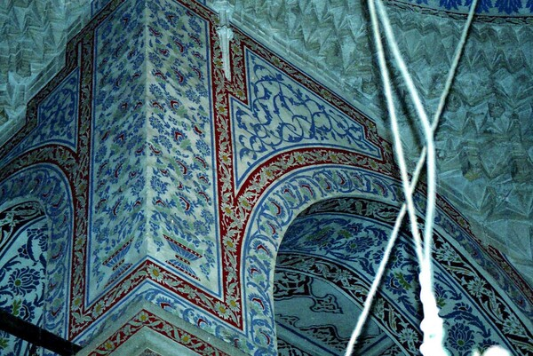 La Mosquée Bleue (Istanbul)