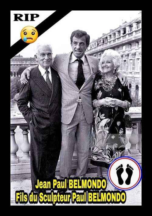 Hommage à Jean-Paul Belmondo