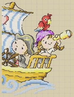 Les pirates 3.