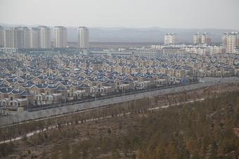 Les villes fantômes en Chine et ailleurs