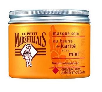 MASQUE  LE PETIT MARSEILLAIS ---- MEILLEUR SOIN POUR LES CHEVEUX