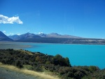 Dunedin - Queenstown - Mount Cook