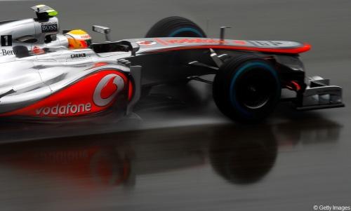 GP Allemagne : Essais libres 3 - Hamilton 2°, Button 24°