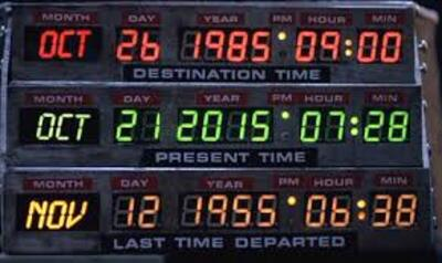 Back to the future !