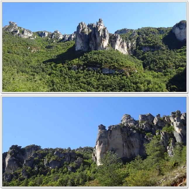 Gorges de la Jonte et Grotte AvenArmand