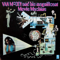Van McCoy - And His Magnificent Movie Machine - Complete EP