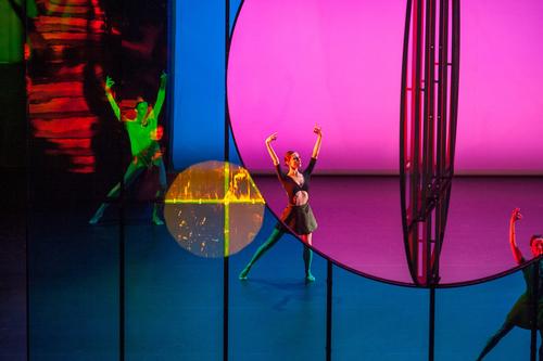 dance ballet tree of codes wayne mcgregor ballet