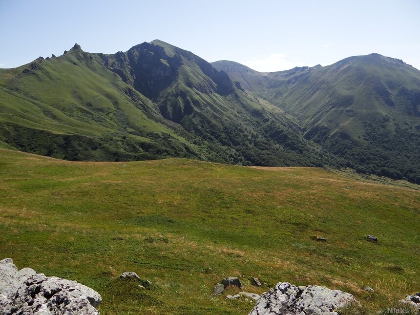 Le puy de Sancy,