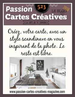 Passion Cartes Créatives#523 !