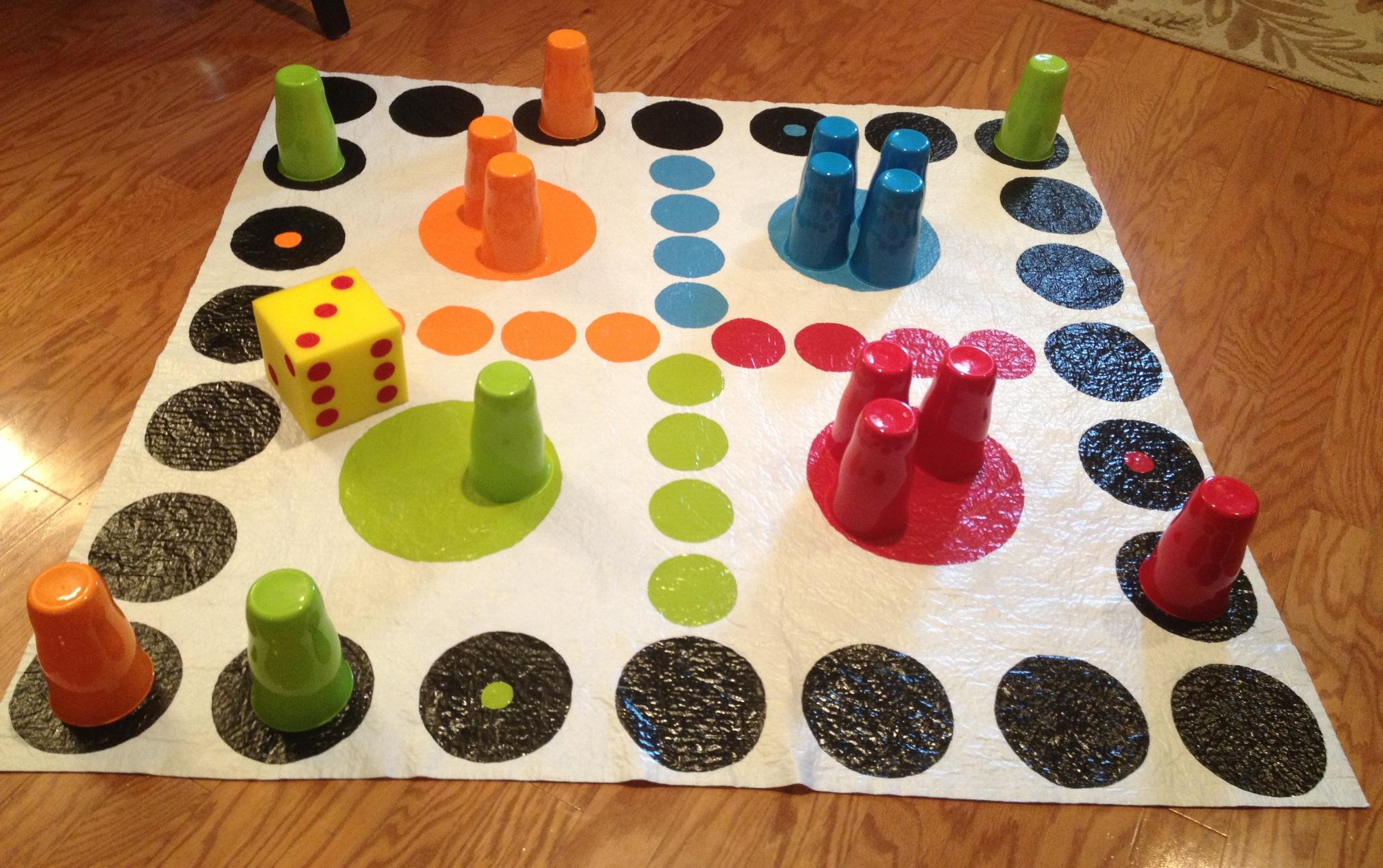 Connu Jeux géants - Choisis la Vie FH69