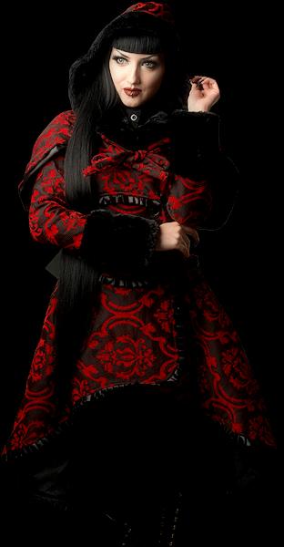 Tubes femmes gothiques création 17
