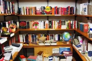 Book store - Hidden objects