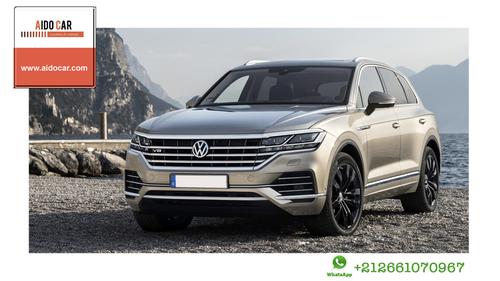 Location voiture tout terrain à Casablanca – Volkswagen Touareg 2019