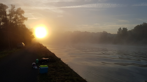 tôt  le matin