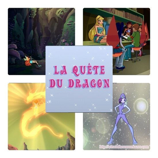 Episode 15 - La Quête du Dragon