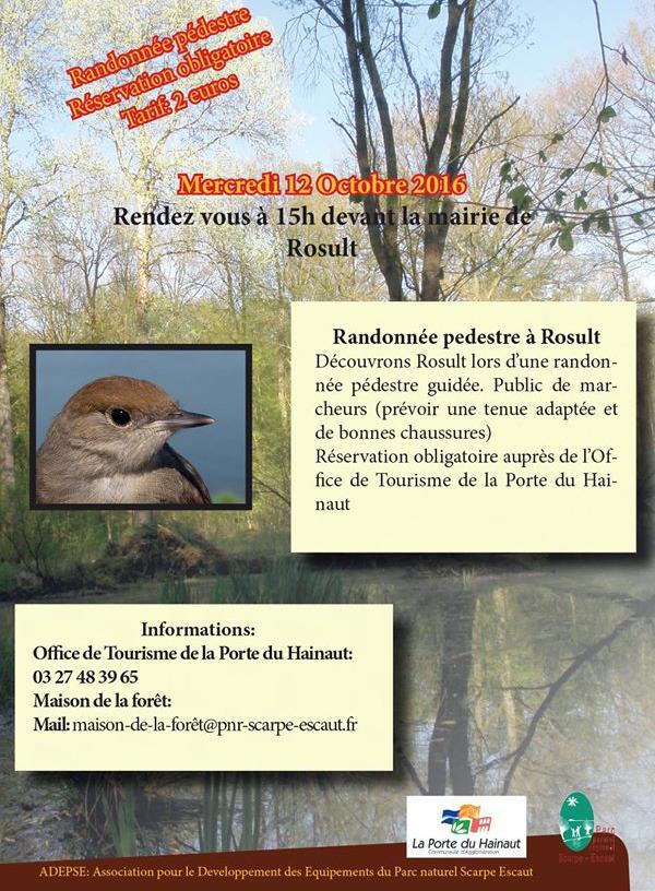 Randonnée nature, à Rosult