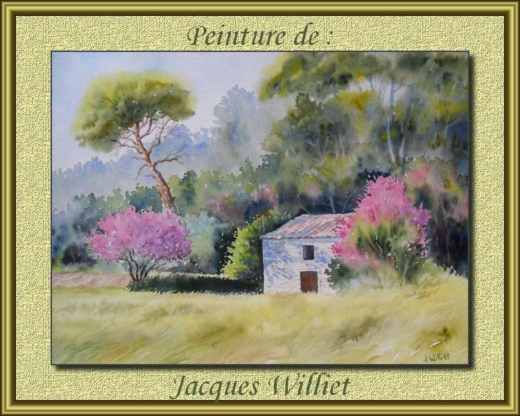 Peinture de : Jacques Willied