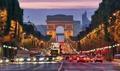 Les 5 plus villes les plus visitées du monde