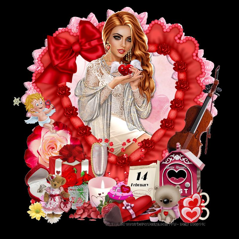 Défi St Valentin