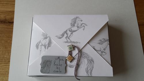 une boite à carte