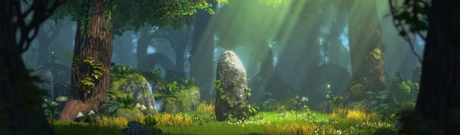 SORTIE : Druidstone: The Secret of the Menhir Forest*