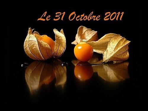 31 octobre