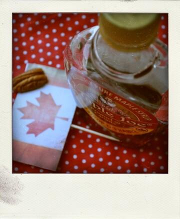 Brioche au sirop d'érable et noix de pécan (La brioche du canada !)