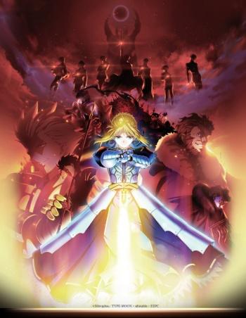 Fate / Zero - Saison 2