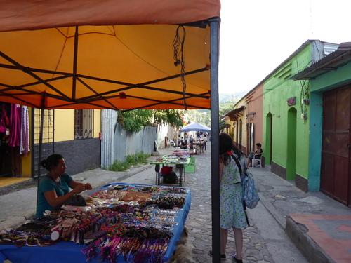 Honduras, 15ème jour, Copan Ruinas, Musée (1)