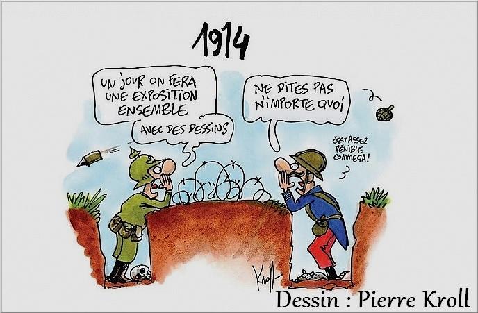 1914 - 2015 ...Toujours d'actualité