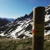 Col à l'entrée du plateau de Anayet (2232 m)