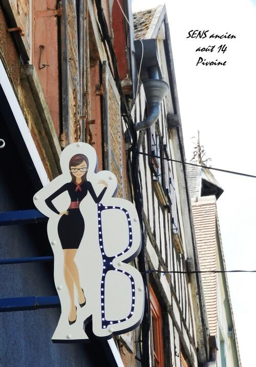 SENS - La vieille ville