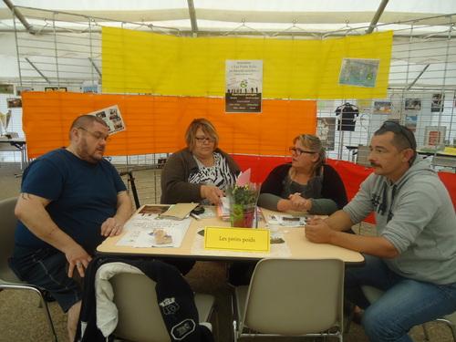 Forum des Associations à Camon le 10/09/2014
