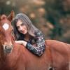 photographe Couleur Mandarine avec Laulau Mode