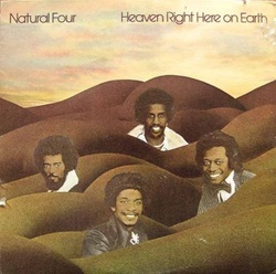 Natural Four - Heaven Right Here On Earth - Complete LP