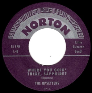 THE UPSETTERS / WORLD FAMOUS UPSETTERS