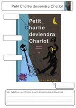Petit Charlie deviendra Charlot - en lien avec ma classe cinéma