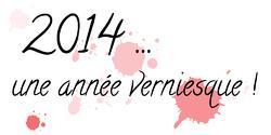 2014... Une année verniesque !